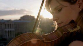 """Lisa Batiashvili """"Requiem for Ukraine"""""""